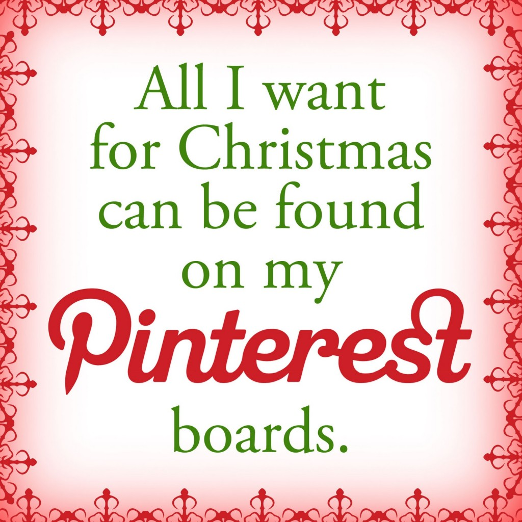 Christmas marketing - are you pinning your wish list? | Emerald Frog ...
