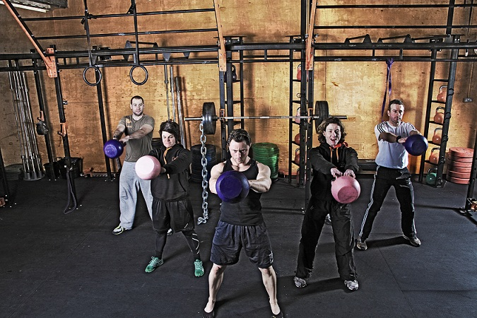 Jordan fitness develop cross fit in chelmsford with mi gym