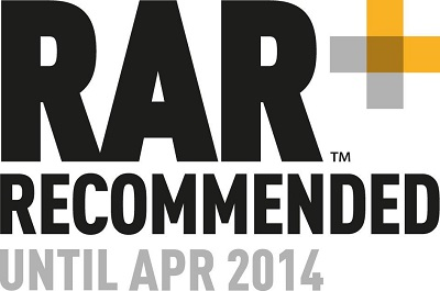 RAR Logo small