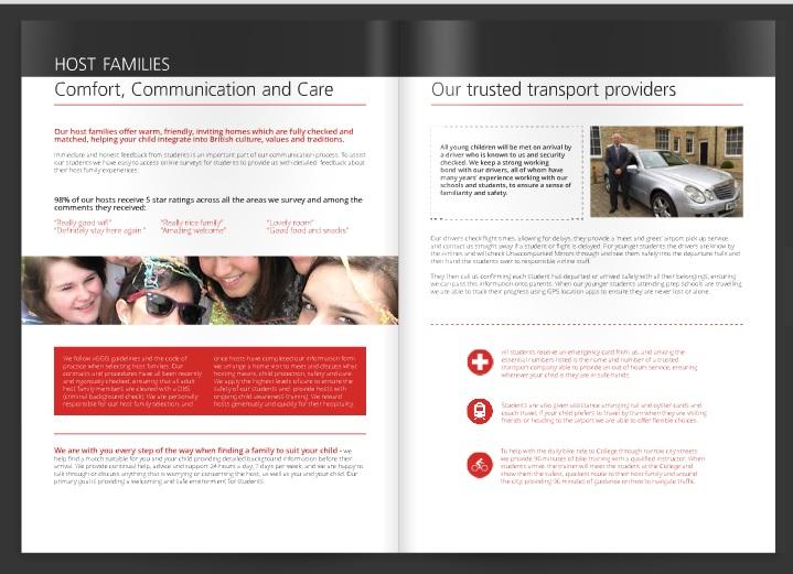 Digital Brochure blog